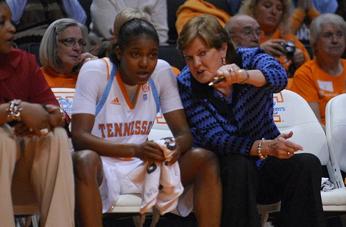 Kamiko Williams - Pat Summitt