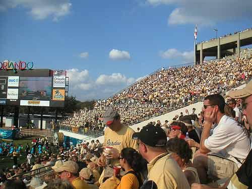 Sun Bowl Stadium.Orlando