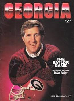 Coach Ray Goff