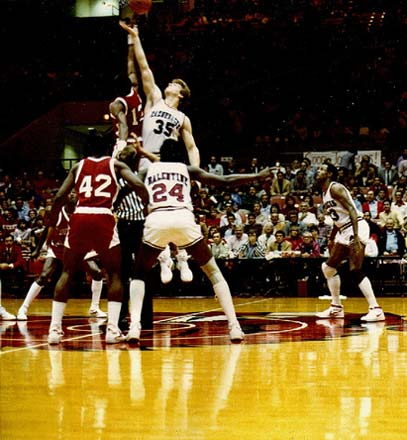 Arkansas Razorback Basketball