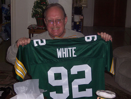 Reggie White Biography