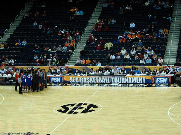 SEC 2015 Men's Basketball Tournament Preview