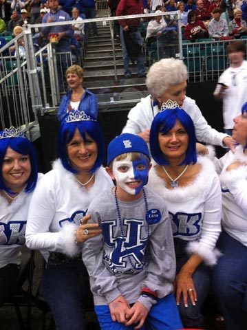 Kentucky Wildcats Fans