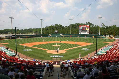 SEC Baseball Championship Tournament at Hoover Met/Regions Park