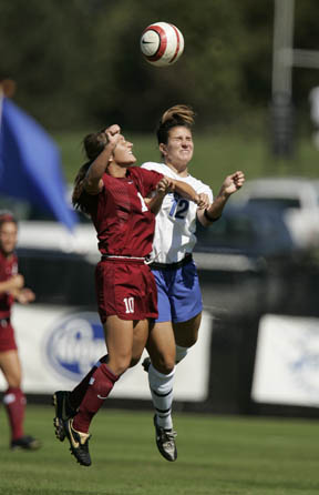 Alabama Crimson Tide Soccer