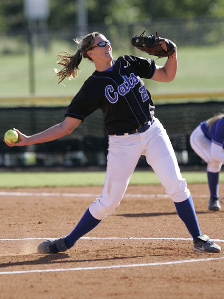 Kentucky Wildcats Softball