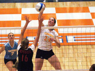 Tennessee Volunteers Volleyball