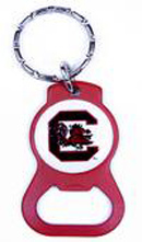 South Carolina bottle opener keychains