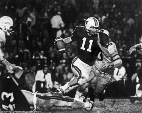 Steve Spurrier Runs Football in 1965 Sugar Bowl
