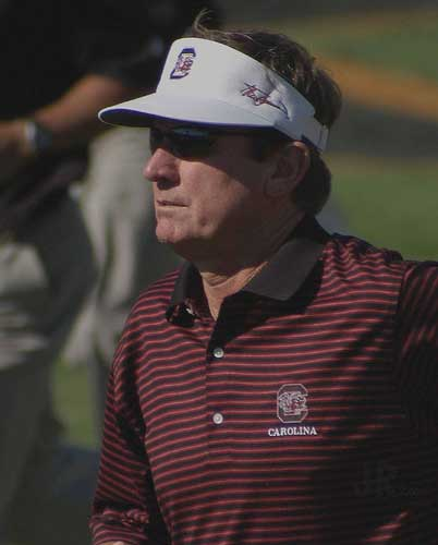 Steve Spurrier Visor