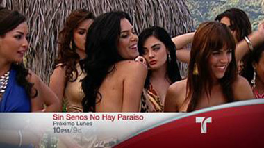 Telemundo or Univision