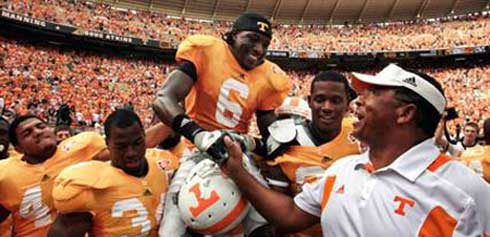 Tennessee Win