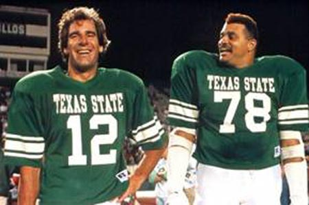 Texas State Bobcats Scott Backula, Sinbad