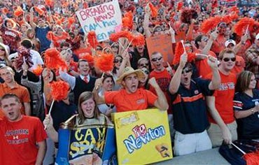 Auburn Tiger Fans