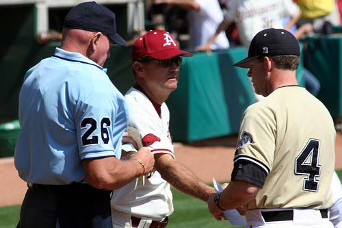 Tim Corbin Biography