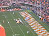 Tennessee Orange Checkerboard Endzone