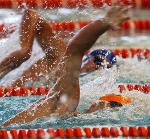 Tennessee Volunteers Swimming