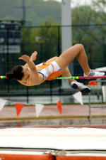 Tennessee Volunteers High Jump