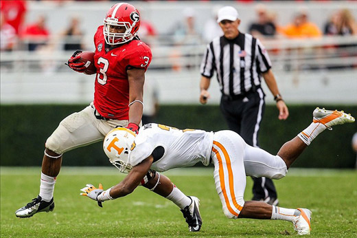 SEC Football 2012:  Week 5 Review and Week 6 Preview