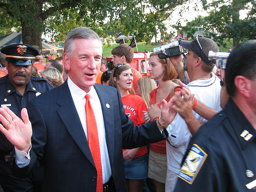 Tommy Tuberville at
