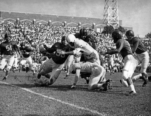1950 Florida Gators Defense