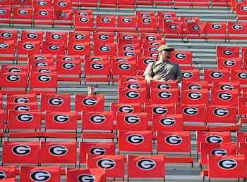 UGA Seats
