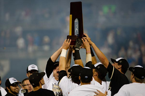 Vanderbilt Commodores - College Baseball Champions