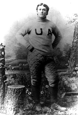 William G. Little: The man who brought football to Alabama.