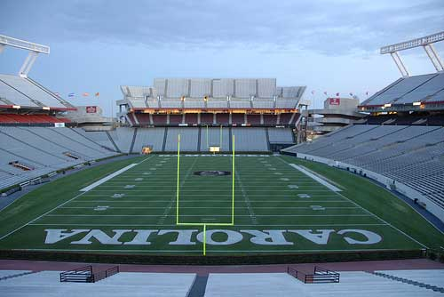 South Carolina's Williams-Brice Stadium