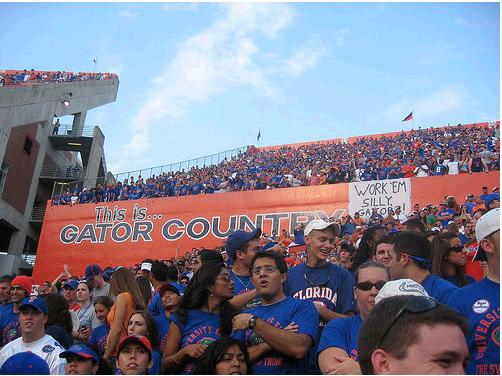 Florida Gators Football Stadium --