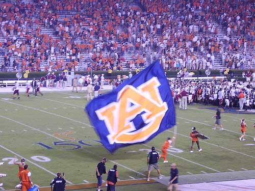 Auburn's Jordan Hare Stadium