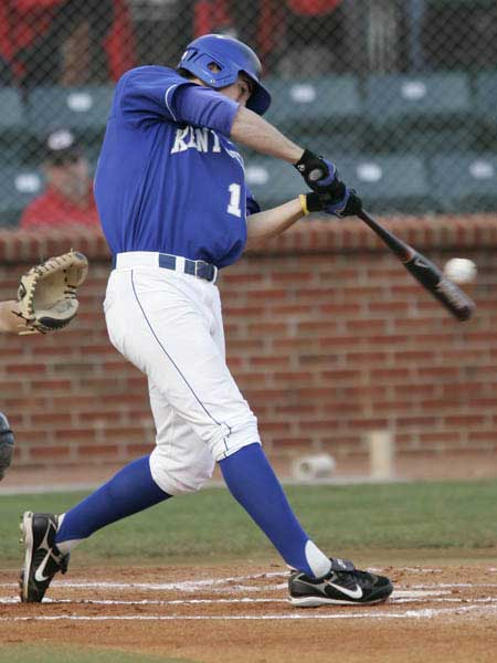 Kentucky Baseball Hit