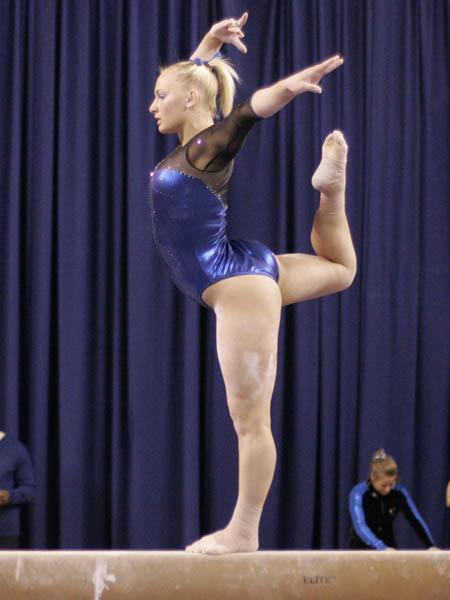 SEC Gymnastics