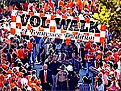 Vol Football Walk